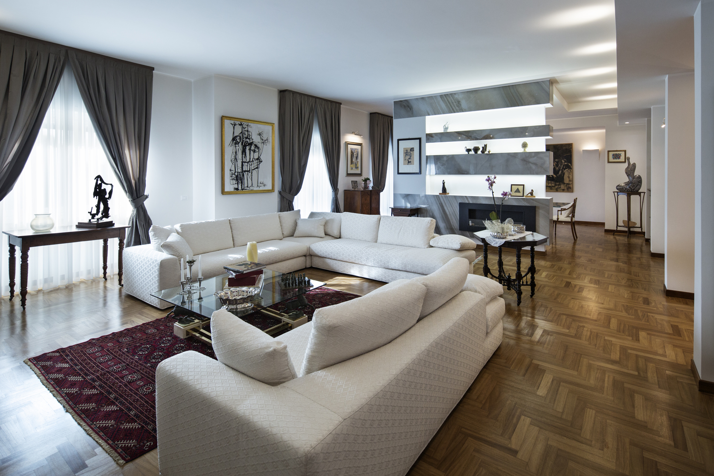 Thesign_Interior Design Roma Stile New Classic (7) - COPERTINA -